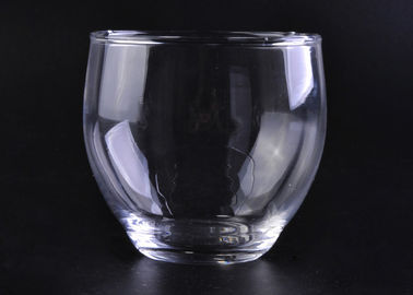 OEM Stemless Airline Red Wine Cup Tumbler Customized Bowl Shape Stemless Martini Glasses